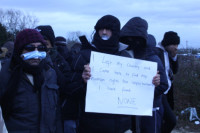 Calais Hunger Strike