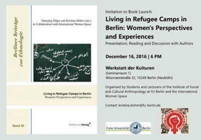 International Women Space Berlin