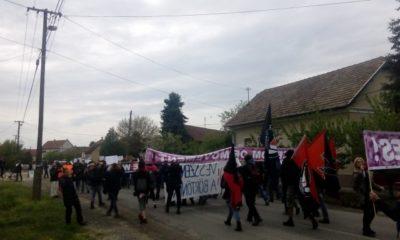 röszke protest Hungary