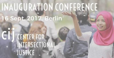 Center for intersectional justice Berlin
